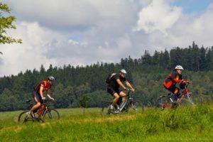 Cyklovýlet Šumavou