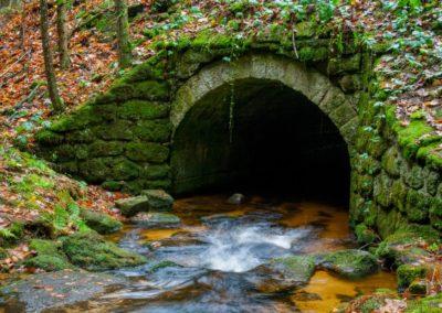 Akvadukt pod Plešným